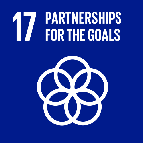 GOAL 17: Partnerships to achieve the Goal